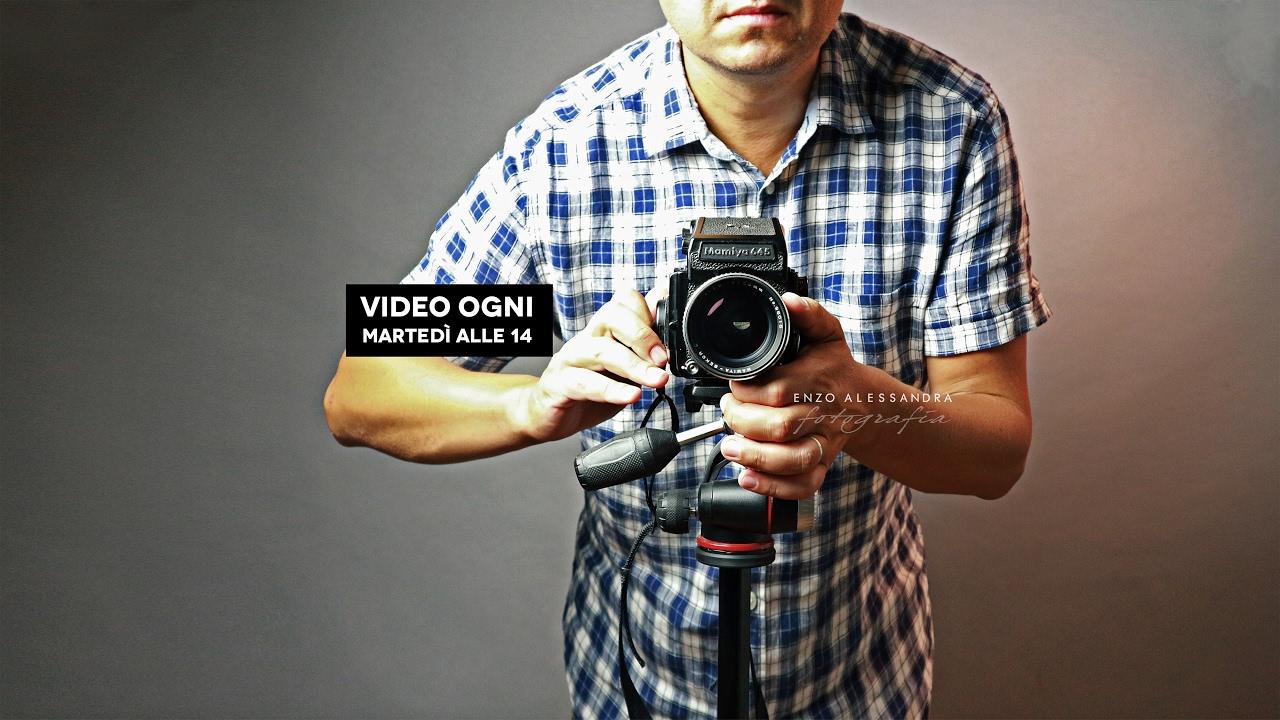 Enzo Alessandra Fotografia - I Pregi e i Difetti della Sony a5100